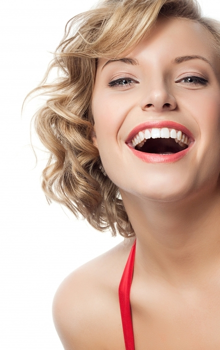 whiter teeth in Idle
